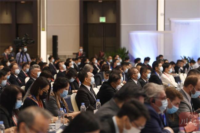 图集丨第十八届中国西部国际博览会开幕