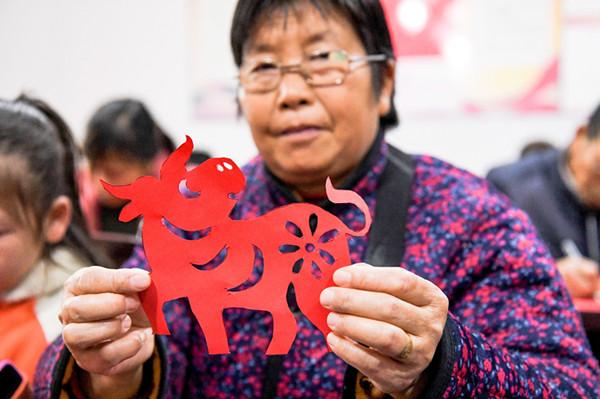 巴中通江:社区实践活动助力国际非物质文化遗产节